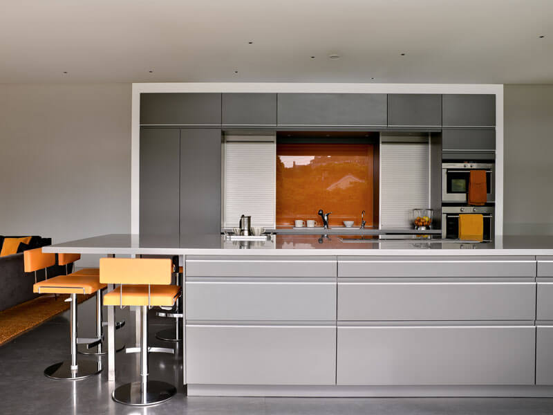 Kitchen island and freestanding units