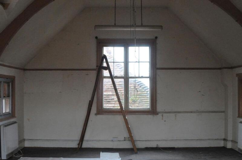 Interior - first floor